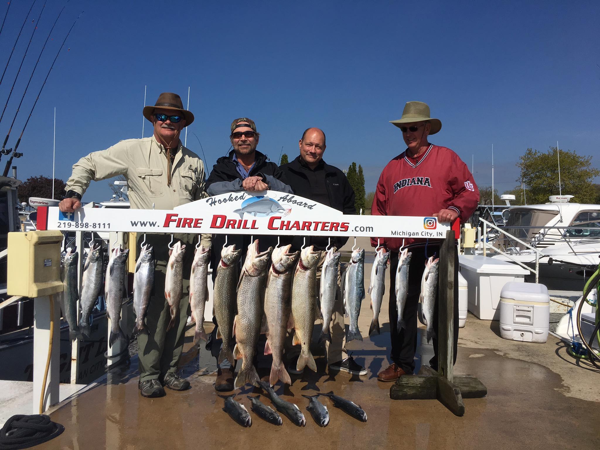 Fishing Report – May 11