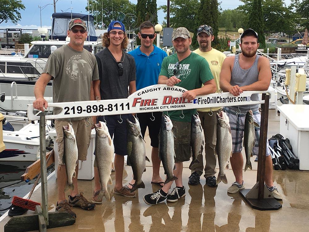 Why Six Passengers? Lake Michigan Charter Fishing